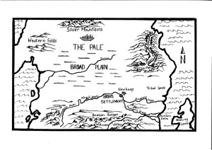 Territory and city map ThePale