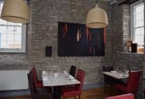 Main dining area. 2016