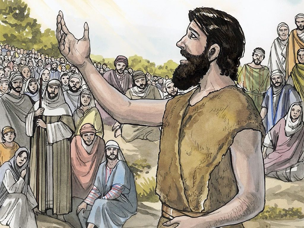 Birth Of John The Baptist Sunday 24