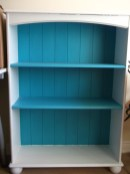 Up-cycled bookcase €30.00