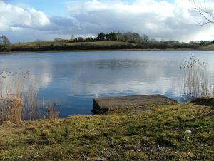 Cloondorney Lake, Tulla, East Clare Way
