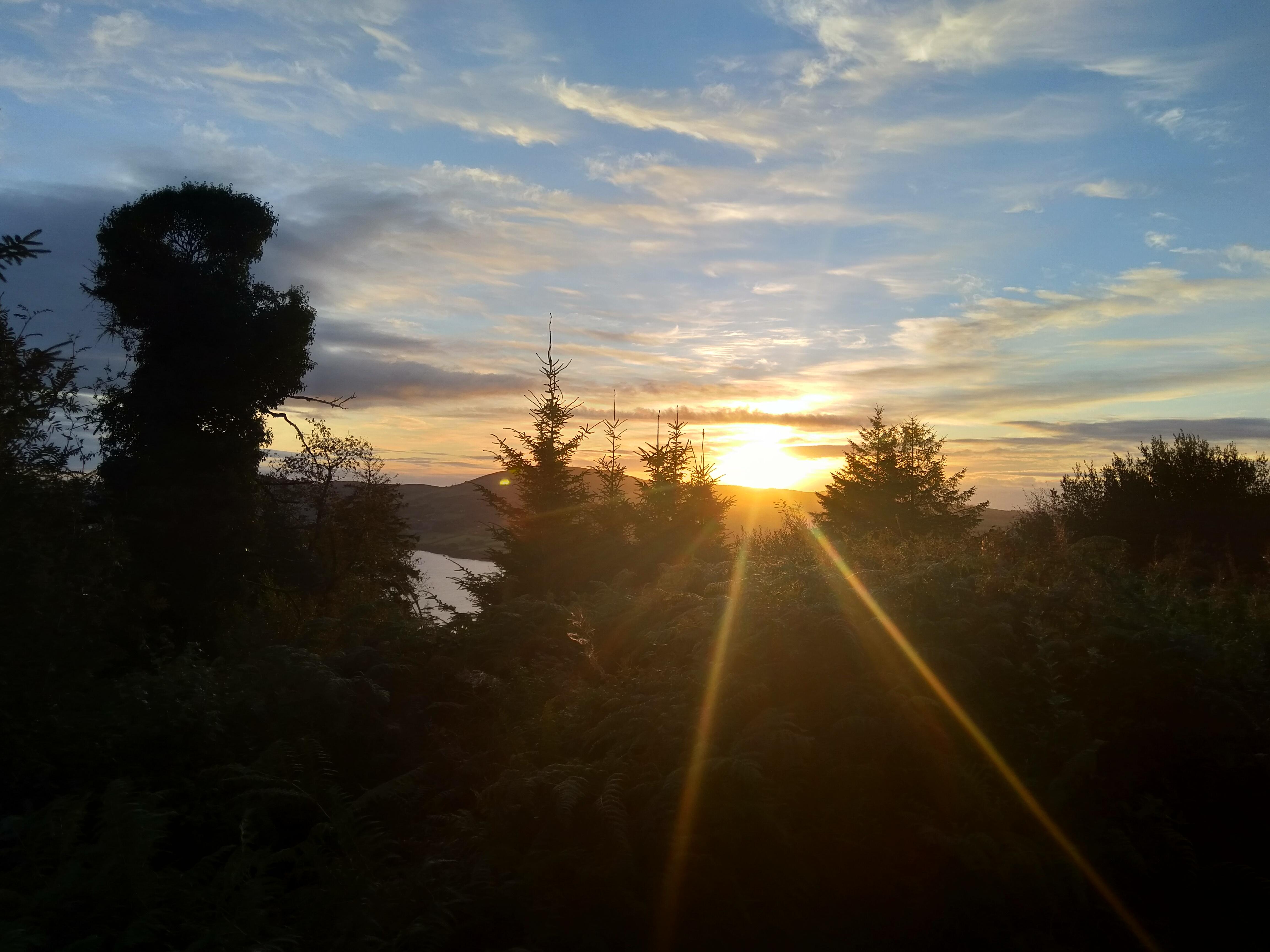 Sunrise, Killaloe, East Clare Way