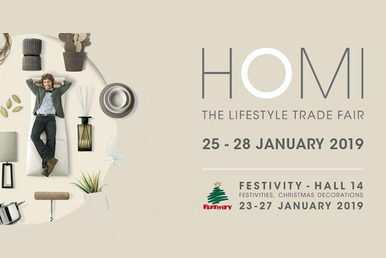 HOMI Feria de Milán Salón del estilo de vida