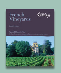 Chateau de Claribes is featured in Alister Sawday's Special Places to Stay - French Vineyards, edited by Patrick Hilyer.