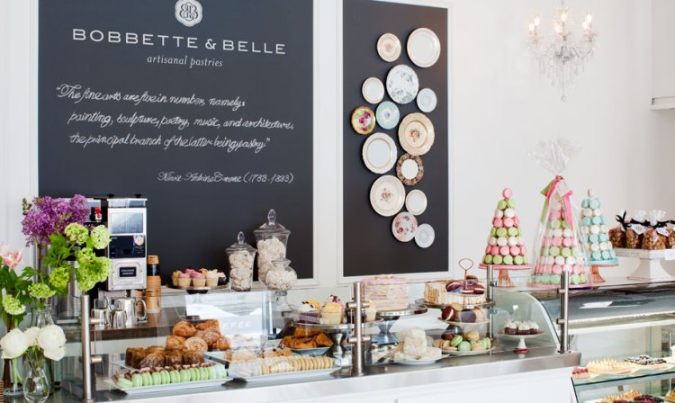 Bobbette & Belle interior decor - beautiful