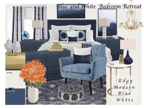 MODERN BLUE AND WHITE BEDROOM RETREAT JPEG