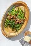 Ghee Sautéed Asparagus
