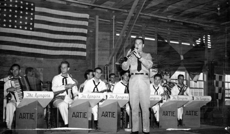 Artie Shaw And The Rangers