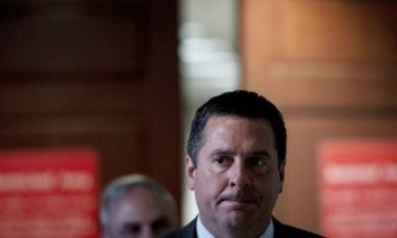 Devin Nunes Sends Criminal Referrals to AG Barr Alleging 'Potential Violations' in Russia Probe