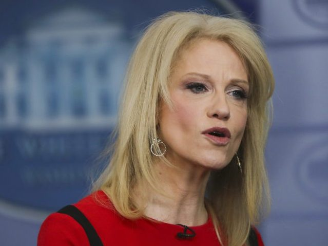Conway: We'll 'Fight for Reasonable Restrictions and Regulations' on Abortion