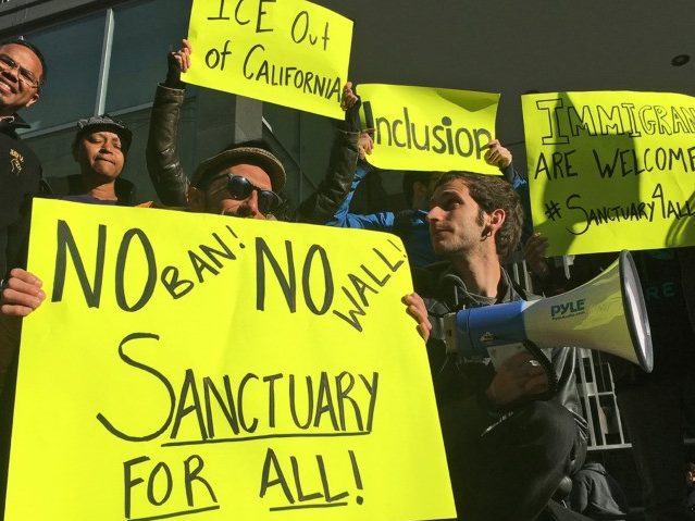 Donald Trump to Democrats: Change the Laws or We're Putting More Illegals in Sanctuary Cities