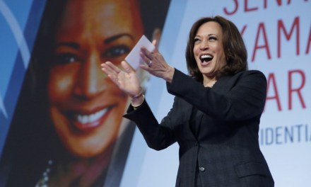 Kamala Harris Owning California in 2020 Fundraising Dollars