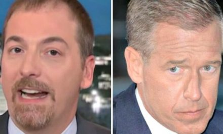 Chuck Todd Claims Trump, Barr 'Neutered the Impact' of Mueller Report