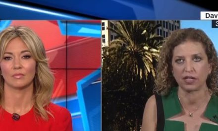 Wasserman Schultz on Trump: 'It Really Feels More Like We Have a Comic Book Villain in the White House Than a President'