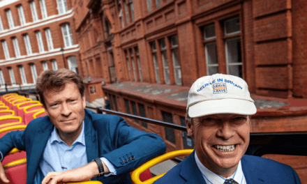 Professor: Only 4 Percent of MPs Working Class, Brexit Party Could Shatter Status Quo