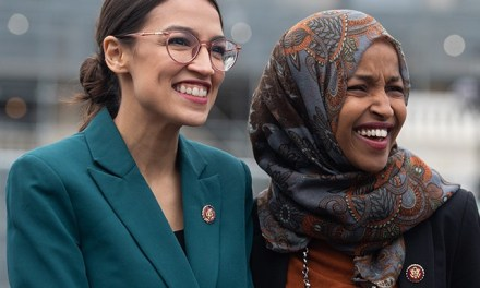 AOC: NY Post Calling Out Ilhan Omar 'An Incitement of Violence Against Progressive Women of Color'