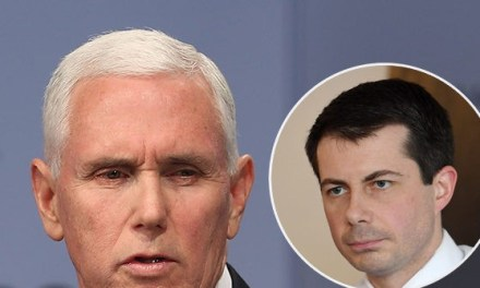 Mike Pence: Pete Buttigieg 'Knows Better' than to Criticize my Christian Faith