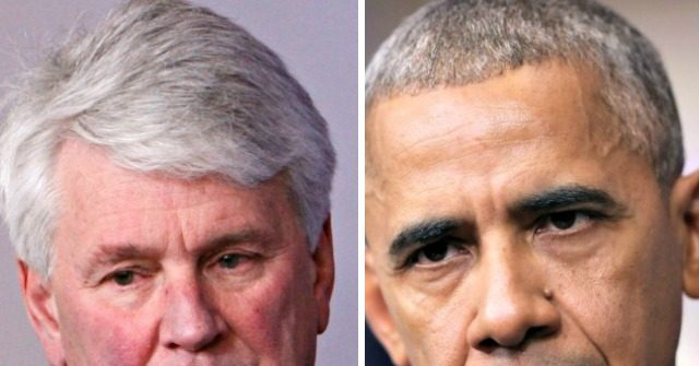 Barack Obama's Former White House Counsel Expects To Be Indicted on Federal Corruption Charges
