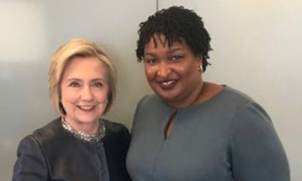 Stacey Abrams Meets with Hillary Clinton Ahead of Possible 2020 Presidential Run