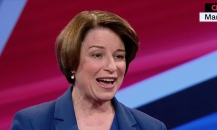 Klobuchar: Trump Must Be 'Held Accountable' for 'Appalling' Actions —Impeachment 'Up to the House'