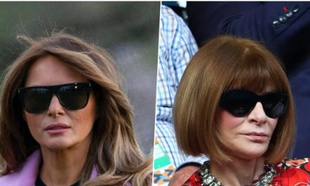 Melania Trump Spox Hits Back at 'Small-Minded' Anna Wintour Over Vogue Cover Snub