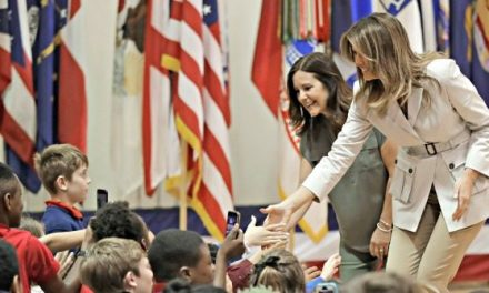 Melania Trump: 'I Would Not Change for Anything, I Love What I Do'