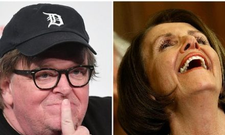 Michael Moore Rips 'Old Tired Privileged' White Democrats Like Pelosi Who Won't Give Up Power to Socialists
