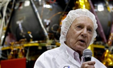 Israel Lunar Backer: 'Beresheet 2 Starts Now; We'll Put Our Flag On The Moon'