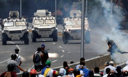 Maduro Regime Denies Military Revolt, Blames The US For 'Leading This Coup'