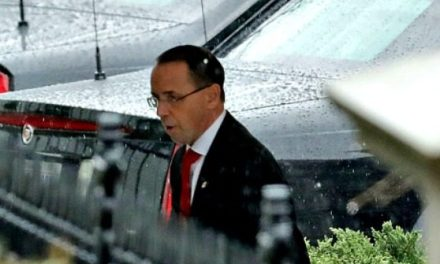 Deputy Attorney General Rod Rosenstein Submits Formal Resignation
