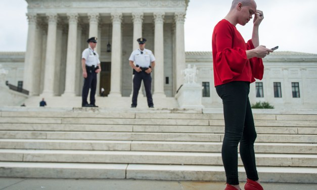 Supreme Court to decide whether LGBTQ people are covered by Civil Rights Act