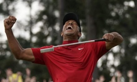 The Guardian: Tiger Woods Rejected the Black Community, Rendering Masters Win Hollow