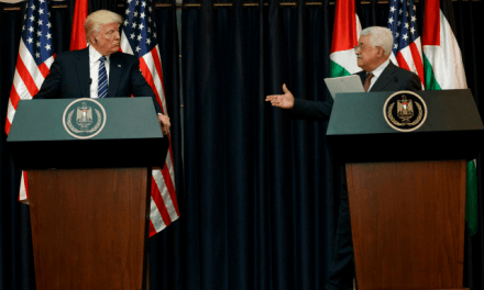 Report: Trump Peace Plan Likely Won't Include Palestinian State