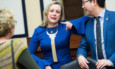 Kendra Horn still worries about her student loans. She's not the only one