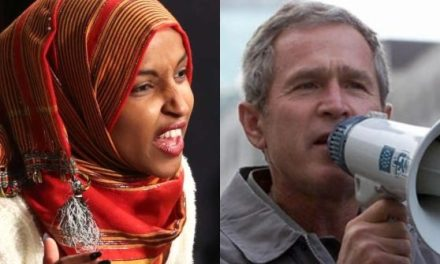 Rep. Omar Compares Her 'Some People Did Something' 9/11 Remarks to President George W. Bush