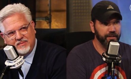 It's all happening right now: Glenn Beck on the 'frightening' future of socialism in America