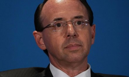 Breaking: Deputy Attorney General Rod Rosenstein hands in his resignation