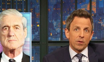 Seth Meyers to Run Extra Long Show for Release of Mueller Report