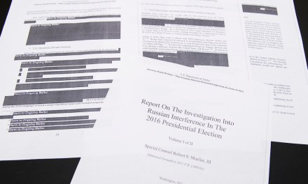 Mueller report is a reminder that Russian hack hit House races, too