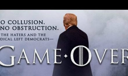 Donald Trump Shares 'Game Over' Meme for Democrats Obsessed with Mueller Report