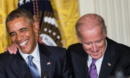 Joe Biden Refers to 'Buddy' Barack Obama 7 Times in 1/2 Hour Speech