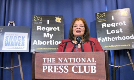Exclusive — Alveda King: New Abortion Laws Are 'not to Punish Women, but to Give the Baby Civil Rights'