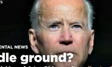 Biden: We Need a 'Green Revolution' to Tackle Climate Change