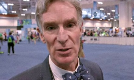 Bill Nye: It's Time to Realize 'the Planet Is on F*cking Fire!'