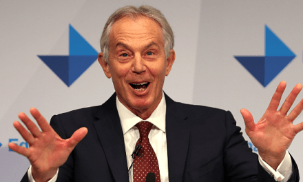 Tony Blair Begs Voters to Stop Farage and 'The Brexiters' in Guardian