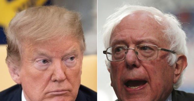 Donald Trump Busts Bernie Sanders on Credit for Booming Economy