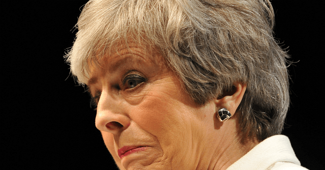 Tories Sink to FIFTH PLACE in EU Election Polls, Brexit Party Dominates