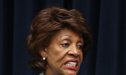 Maxine Waters Attacks Trump as 'Traitor,' 'Porn Star Fornicator'