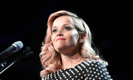 Reese Witherspoon Declares Pro-Life Heartbeat Laws 'Unconstitutional'