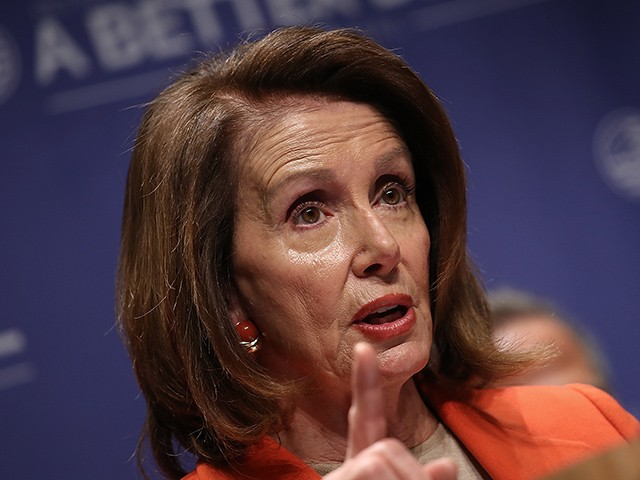 Pelosi: Trump's Merit-Based Migration Is 'Condescending' | Breitbart